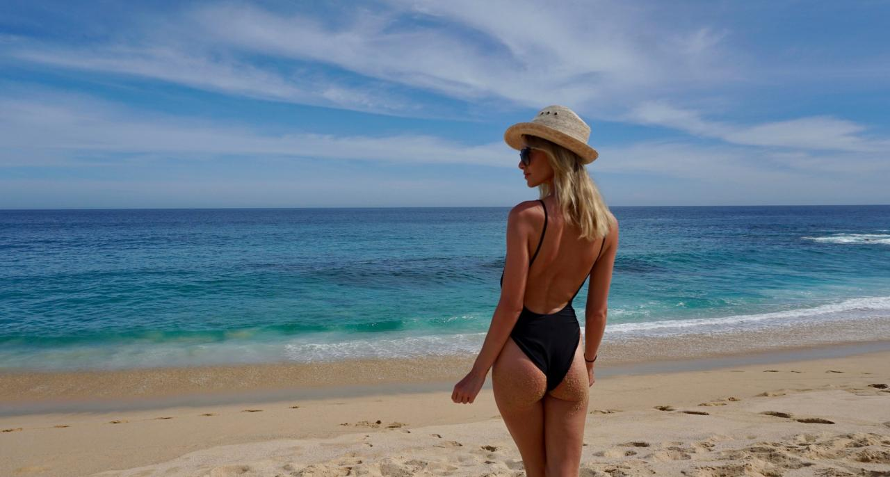 The beaches in Cabo are gorgeous!