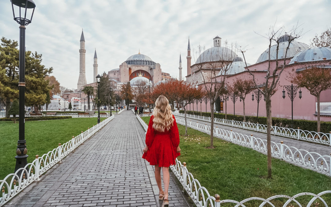 Your Must Do 24 Hour Itinerary in Istanbul!