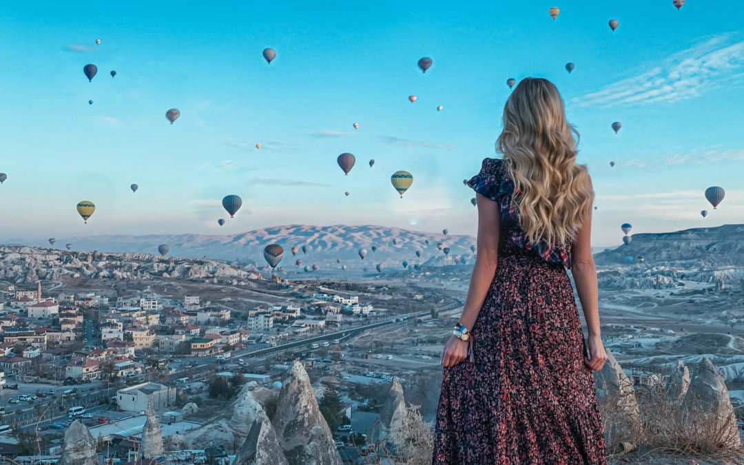 Your Ultimate Travel Guide to Cappadocia and The Hot Air Balloons.